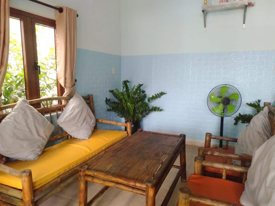 2-Bedroom House near An Bang beach For Rent in Hoi An
