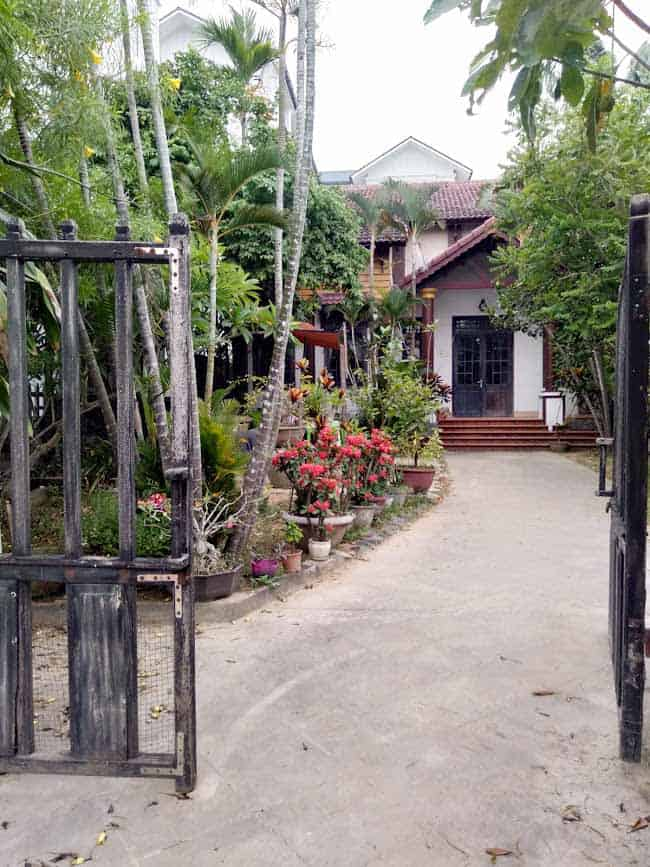 2-Bedroom House near Coconut Forest For Rent in Hoi An