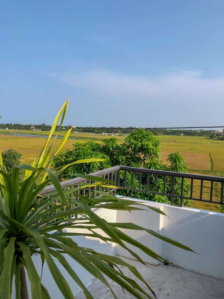 3-Bedroom New House with Rice Field View For Rent in Hoi An