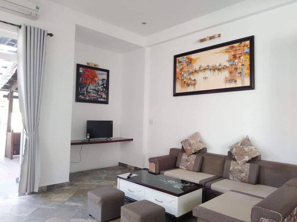 2-Bedrooms House with Swimming Pool For Rent in Hoi An