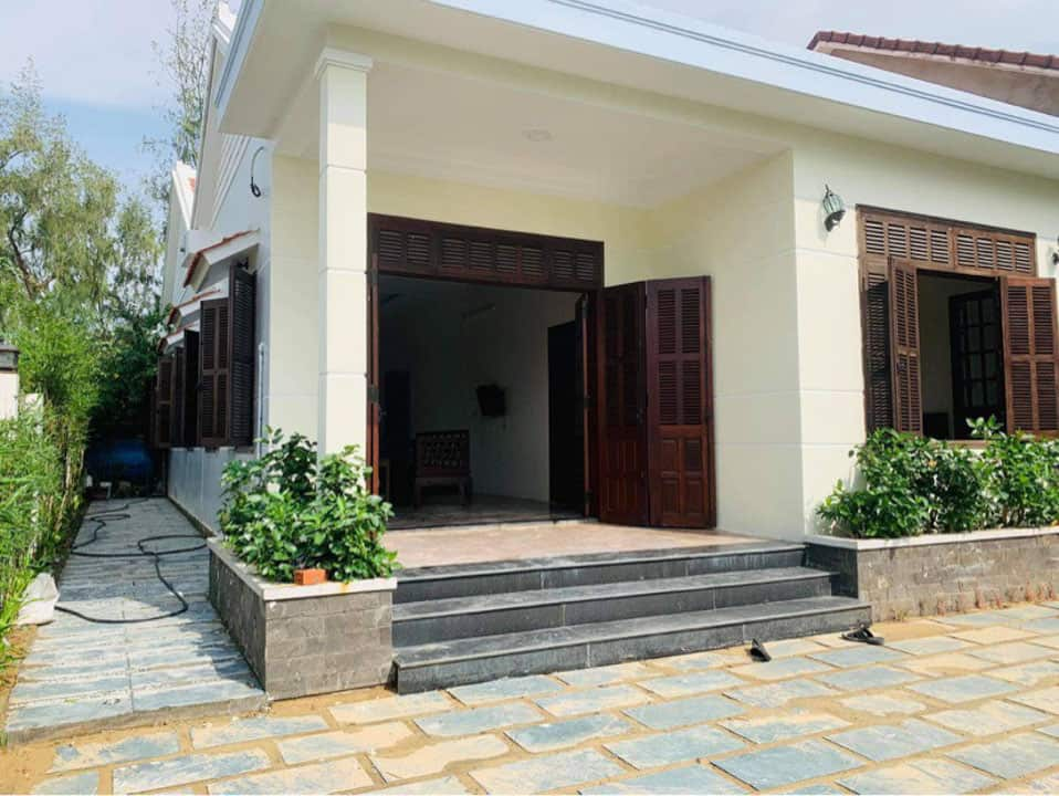 2- Bedrooms House with Large Yard For Rent in Hoi An