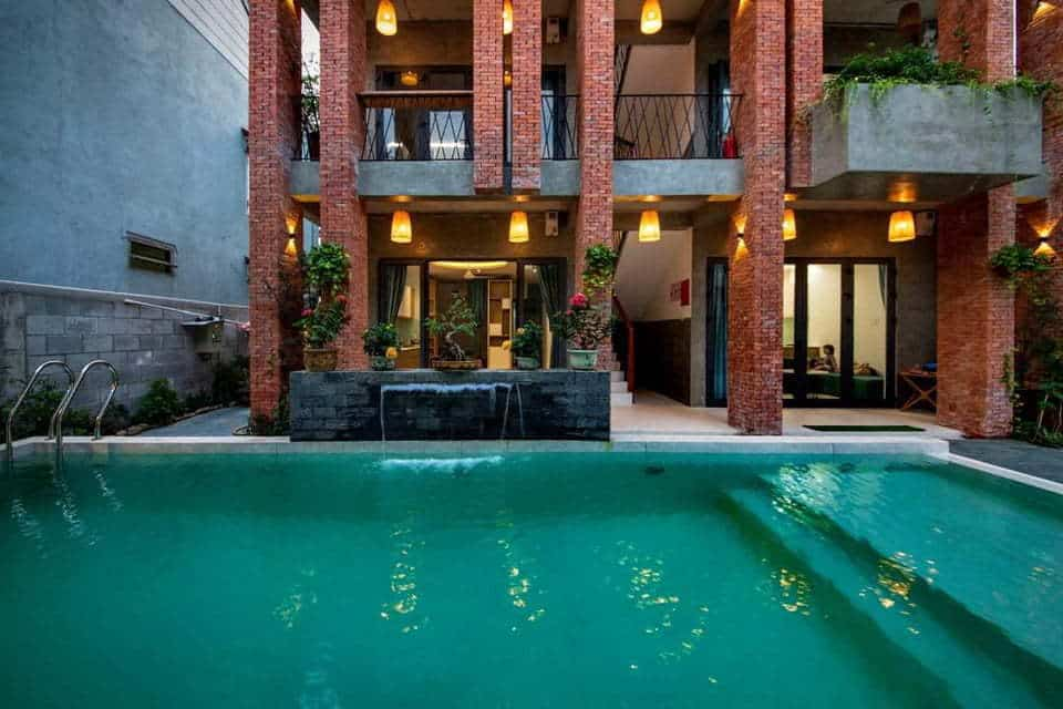 1- Bedroom Apartment Shared Swimming Pool In The Center For Rent in Hoi An